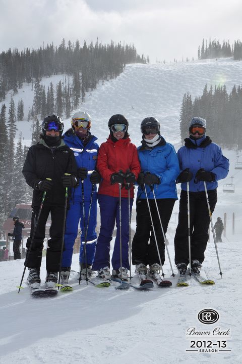 Epic Beaver Creek Womens Social Tour
