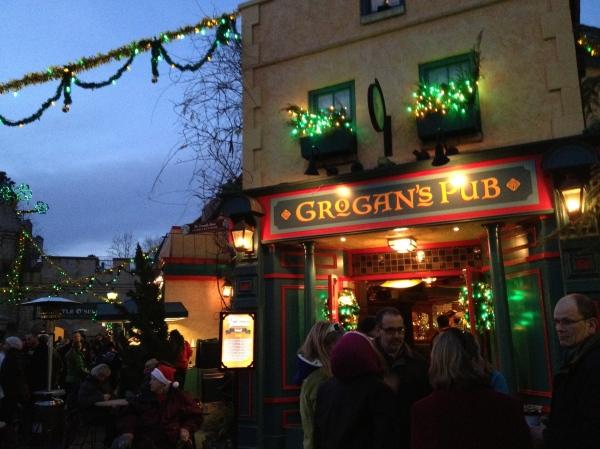 Christmas Town - Ireland