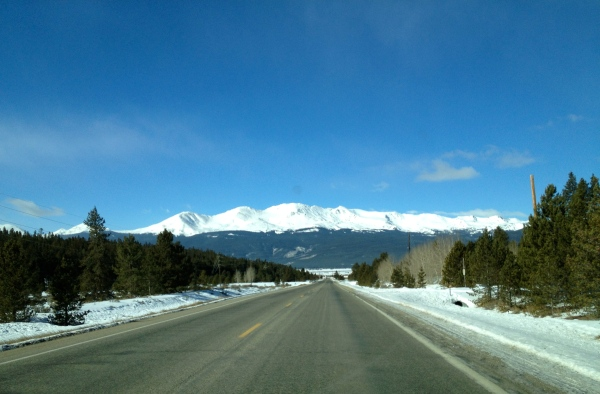 Leaving Leadville