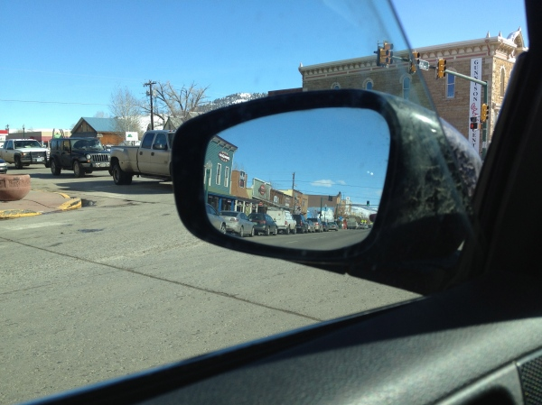 Gunnison in the Rearview
