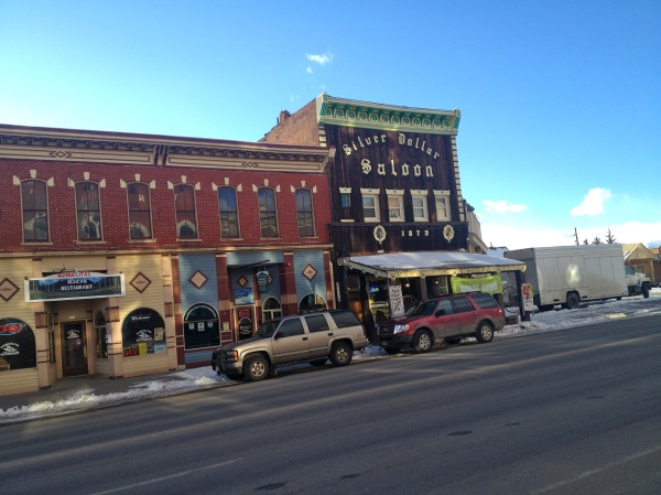Leadville Saloon
