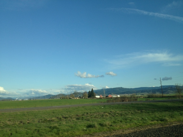Oregon Countryside