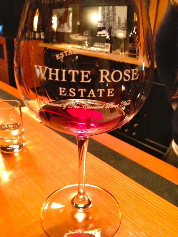 White Rose Pinot
