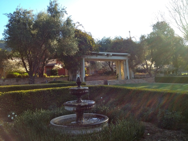 Bernardus Lodge Garden