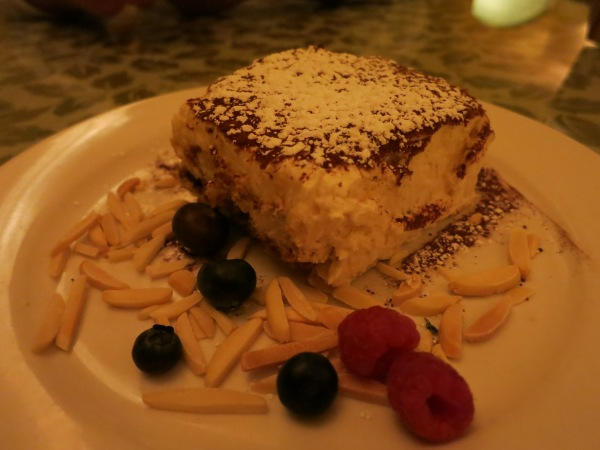 Flying Fork Tiramisu