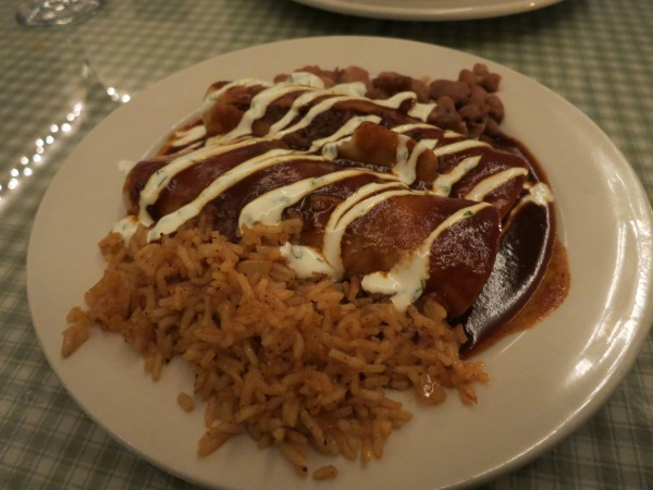 Lamb Enchiladas