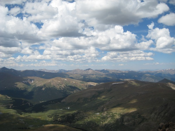 Mt. Bierstadt View