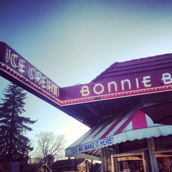 Bonnie Brae Ice Cream