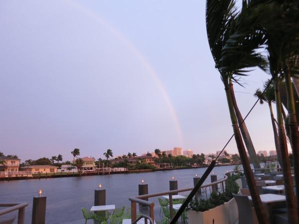 Rainbow at Kaluz