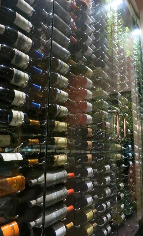 Kaluz wine rack