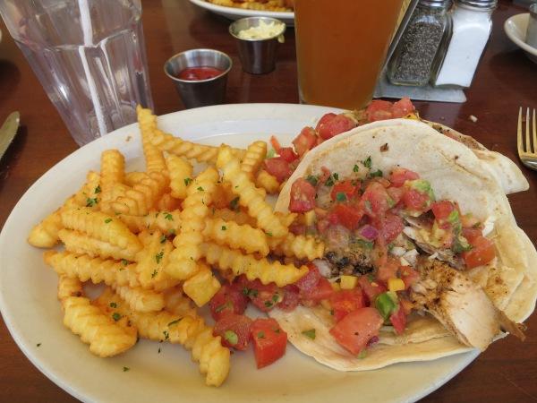 Coconuts Fish Tacos