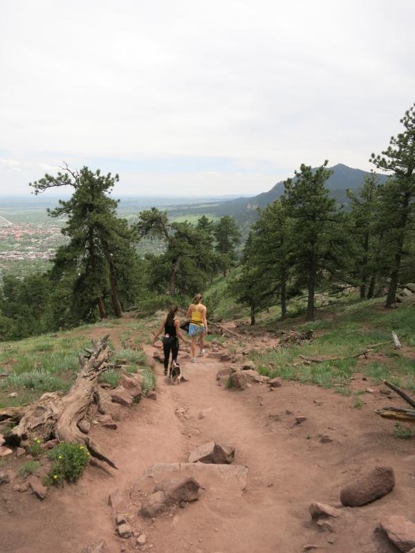 Mt. Sanitas Descent