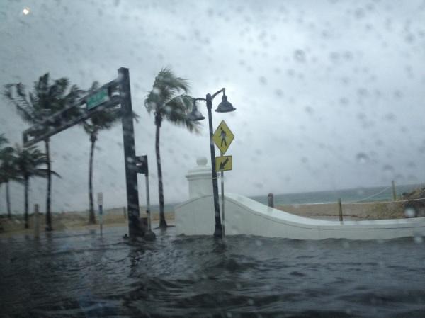 A1A Flooding