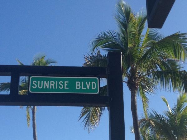 Sunrise Blvd