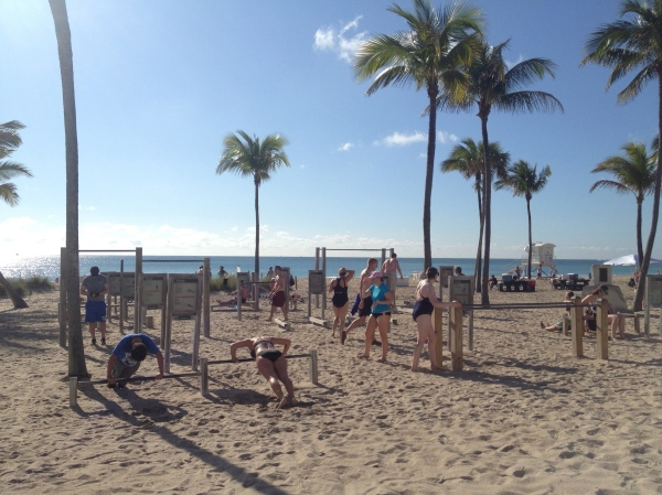 Ft. Lauderdale Beach Park