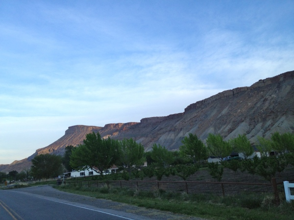 Palisade Sunrise Run