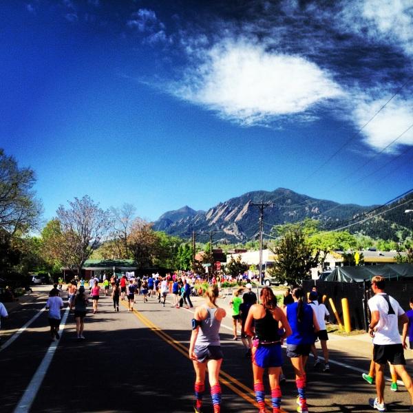 Bolder Boulder 2013