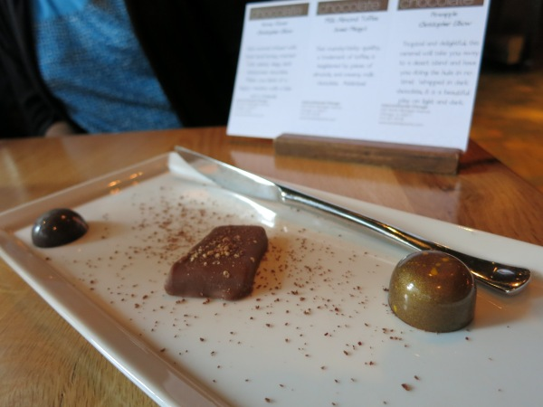 Eno Chocolate Flight