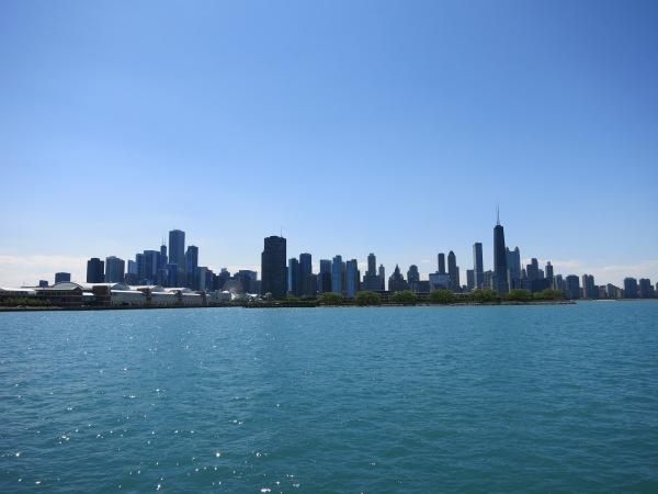 Chicago Skyline Wendellas