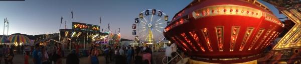 Avon Carnival Panorama