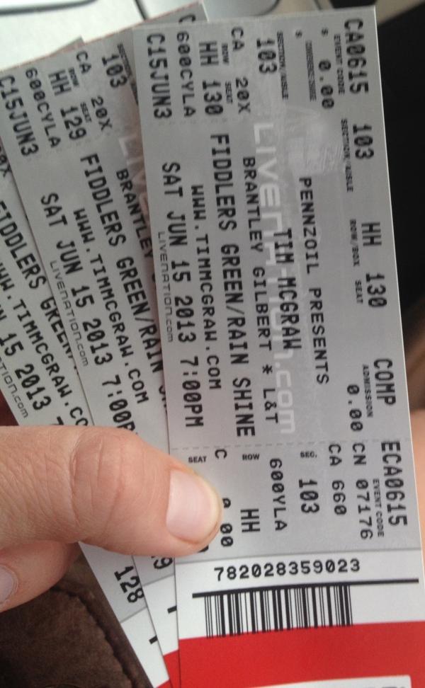 L&T Tickets