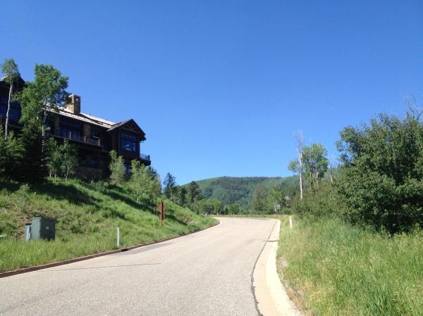 Cresta Road Ride