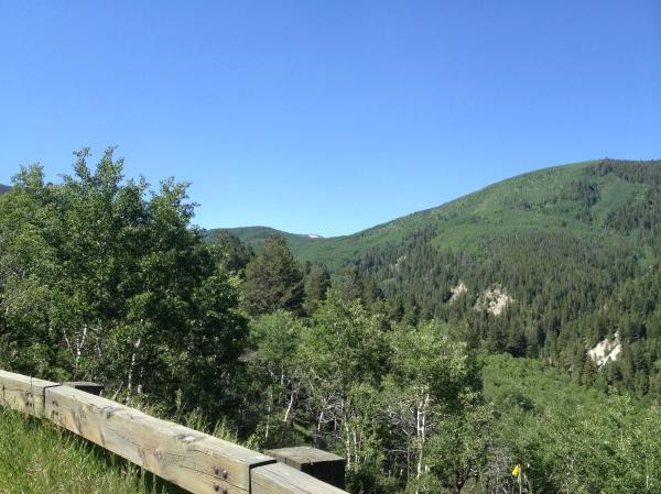 Cresta Road View