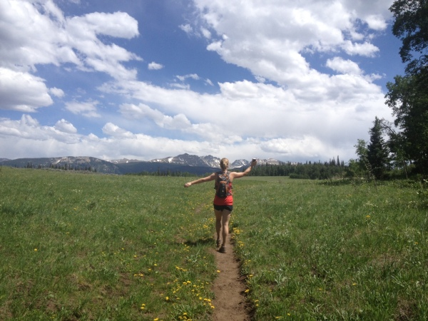 Stag Gulch Meadow