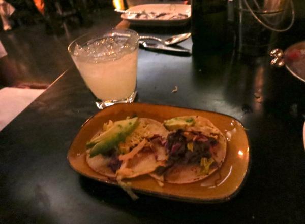 Maya Brisket Tacos