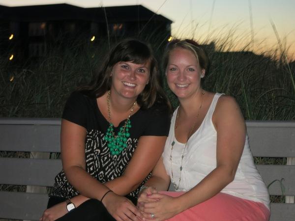 Dana and Brooke