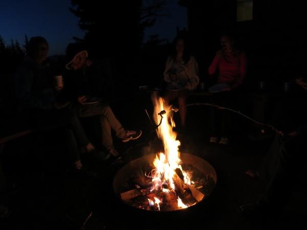 Fowler/Hilliard Campfire