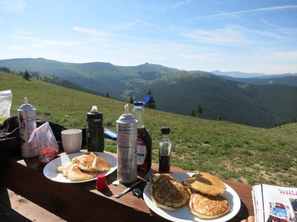 Hut Trip Pancakes