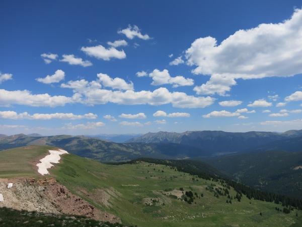 Machine Gun Ridge View