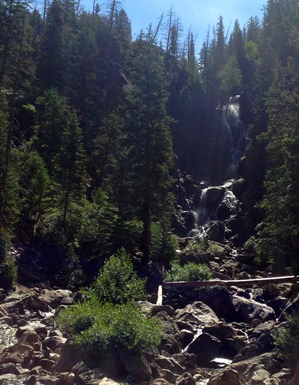 Fish Creek Falls Steamboat