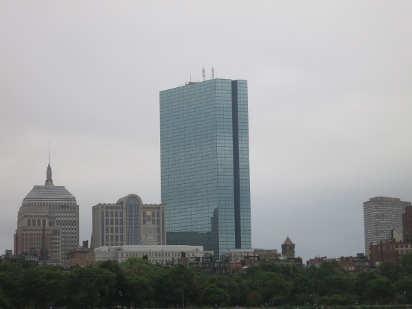 Boston from the Duck