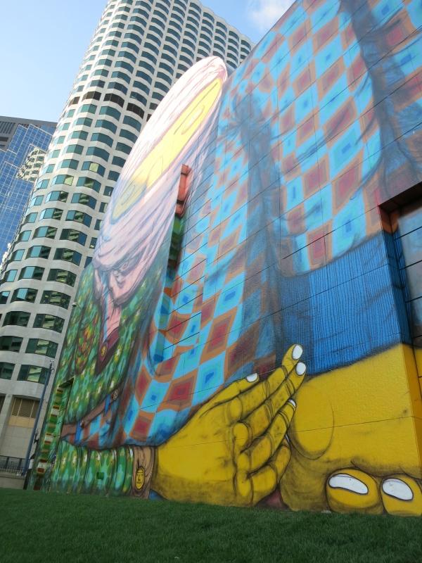 Boston Street Mural