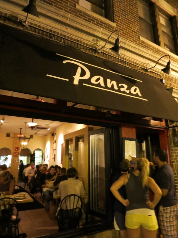 Panza North End Boston