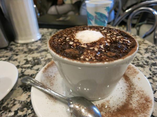Caffe Vittoria Cappucino