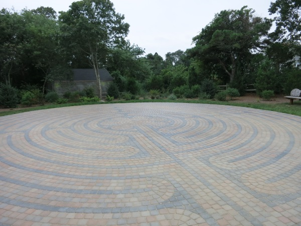 "Apparently this is a ""labyrinth."""