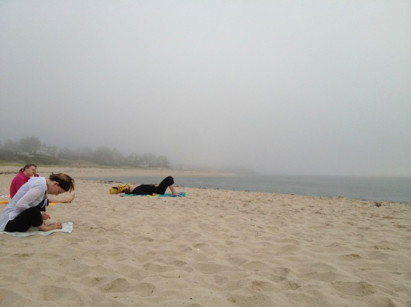 Chatham Beach Yoga