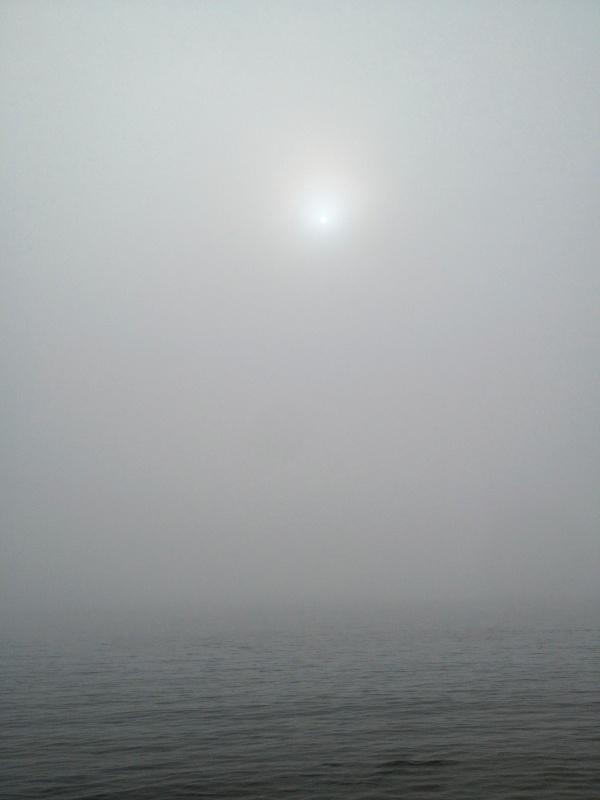 Chatham Beach Fog