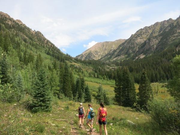 Pitkin Lake Trail