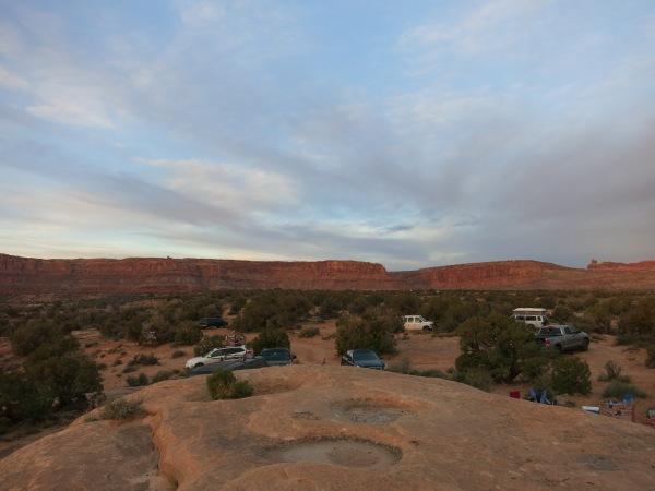 Moab morning