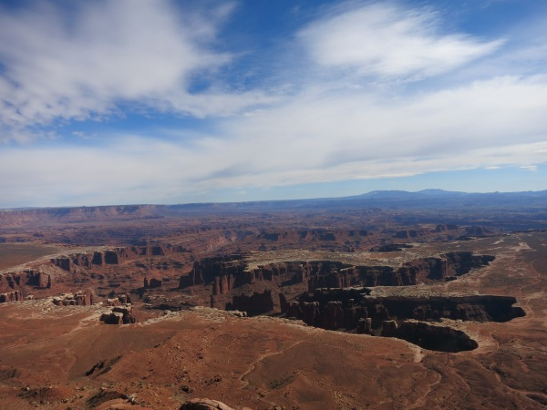 Grand Viewpoint Canyonlands National Park
