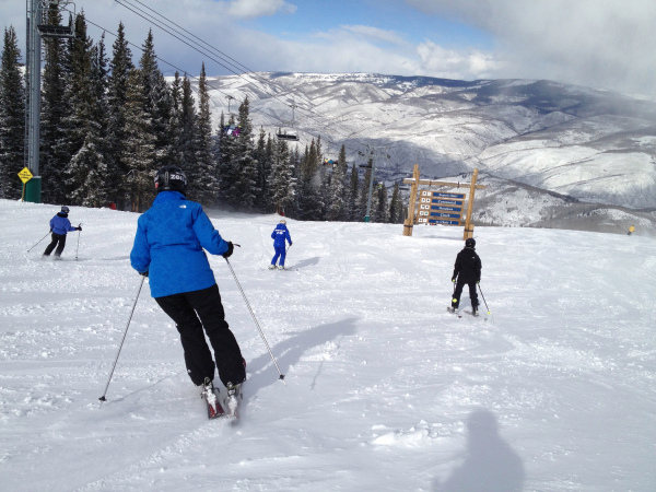 Beaver Creek's Womens Social Tour is an awesome *free* opportunity for female visitors.