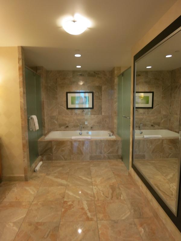 Trump Las Vegas Bathroom