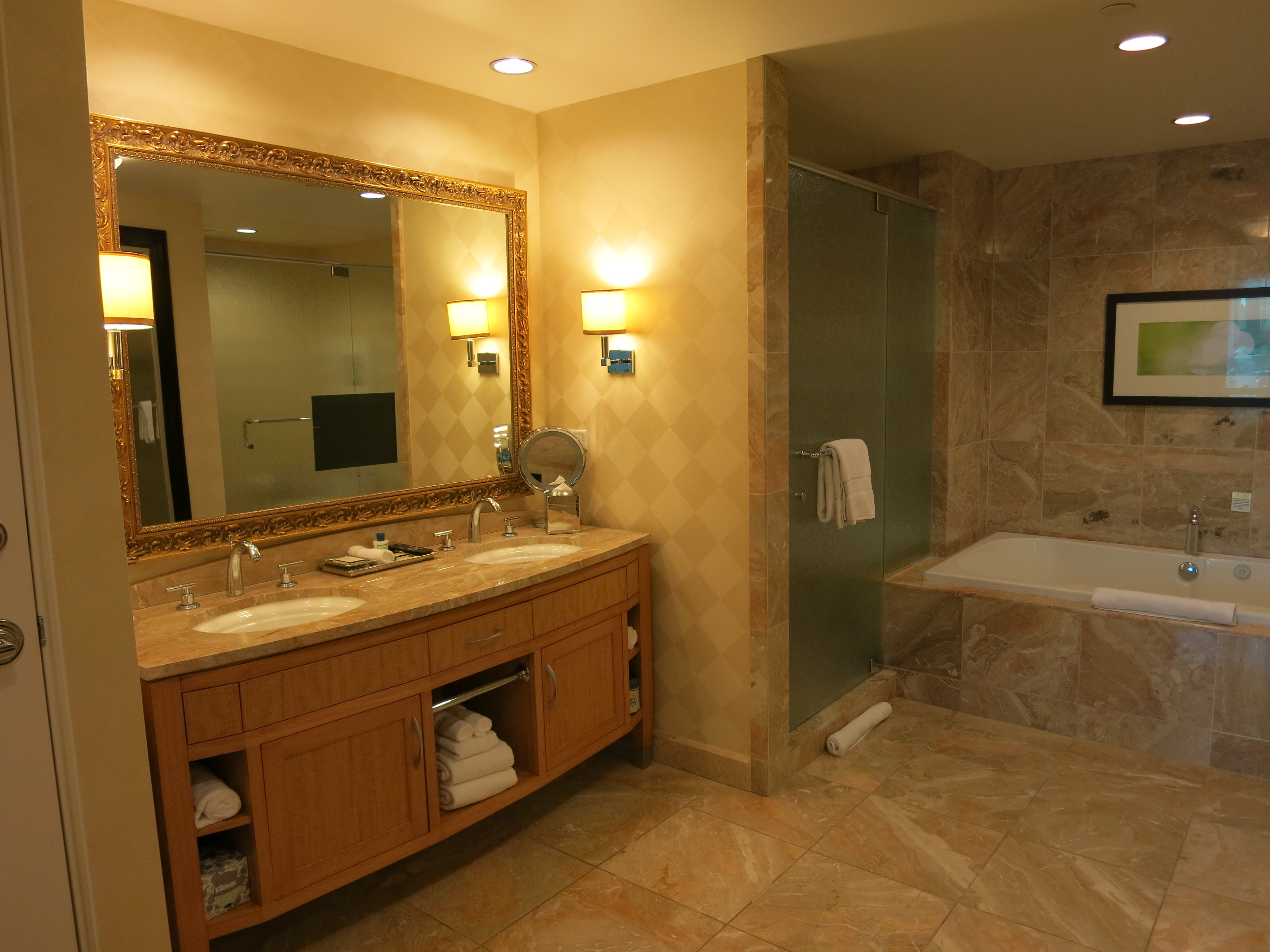 Living Large At The Trump Hotel Las Vegas Peaks And