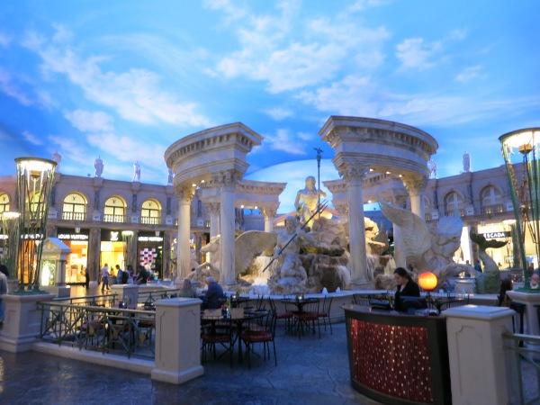 Caesars Palace Shops