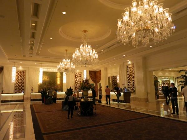 Trump Las Vegas Lobby