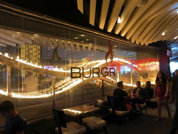 Burgr Las Vegas